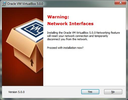 Вышел VirtualBox 5.0