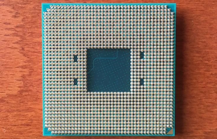 AMD Zen и сокет AM4: фотографии и информация