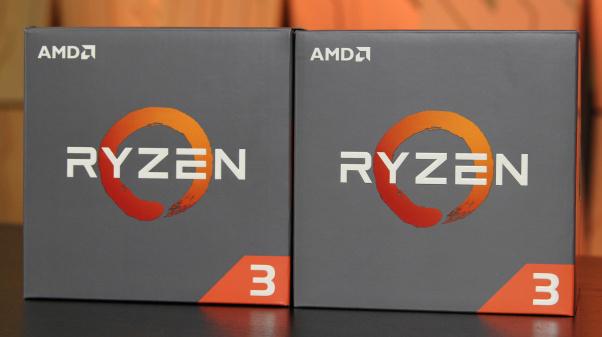 AMD выпустила процессоры Ryzen 3