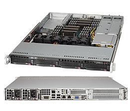 Сервер Supermicro SYS-6017R-WRF