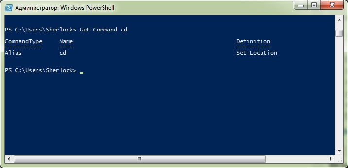 Что такое псевдонимы в Windows PowerShell