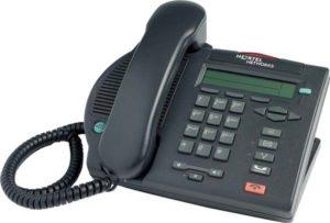 Настройка переадресации у цифровых телефонных аппаратов Nortel