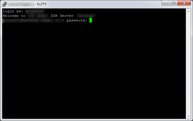 Протокол SSH