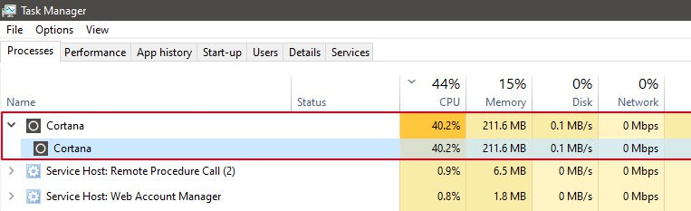 KB4515384 - патч для исправления падения производительности Windows 10