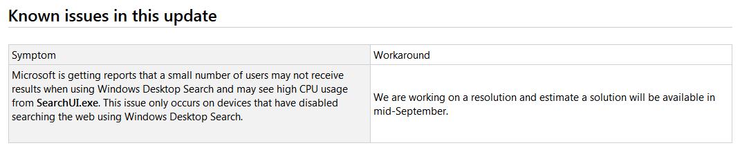 KB4512941 и падение производительности Windows