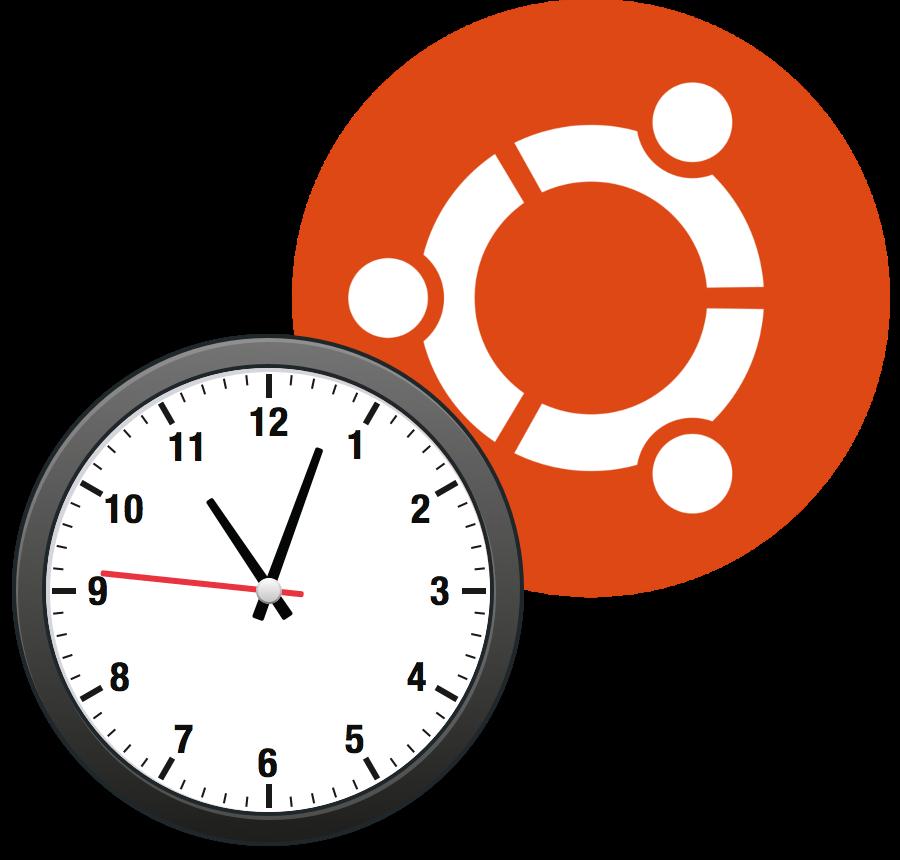 ubuntu time