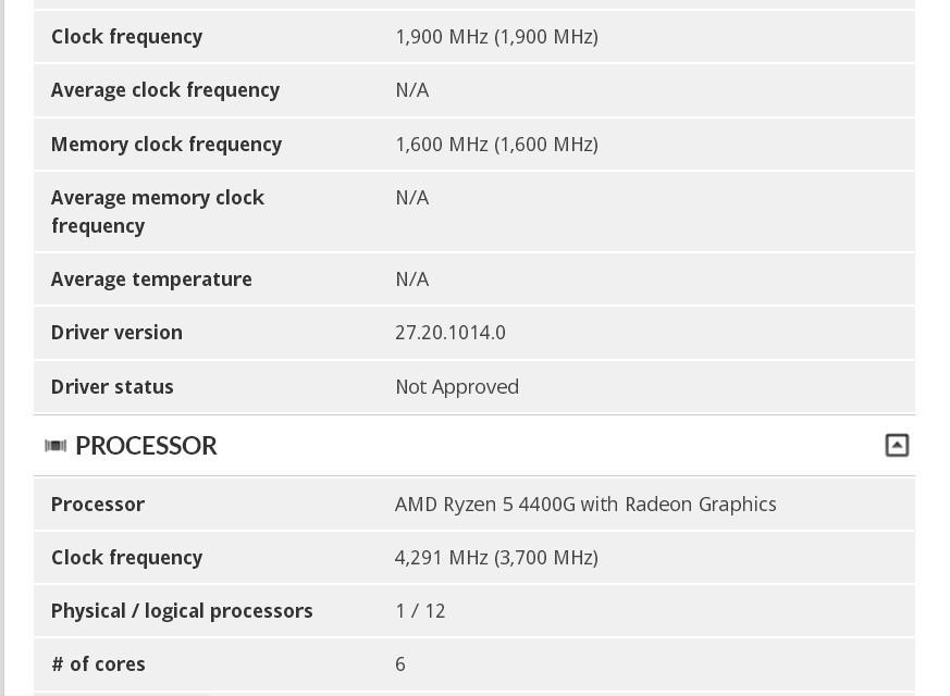 AMD Ryzen 5 4400G - бюджетные 6 ядер со встроенной графикой Vega
