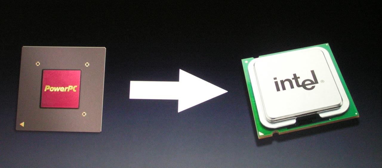 Apple отказывается от процессоров Intel. Почему?