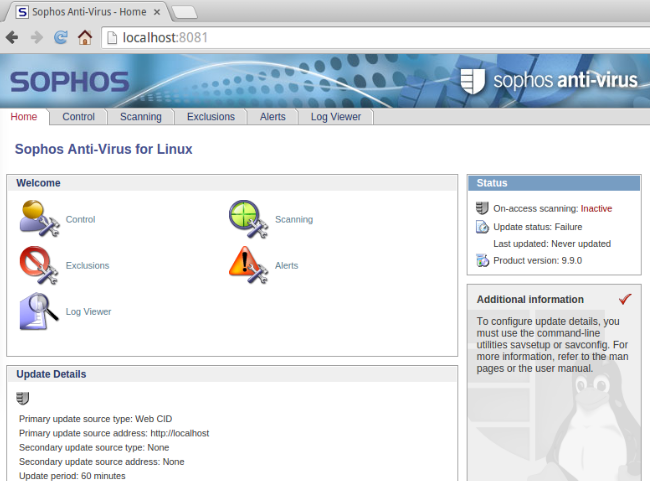 Обзор антивирусов для Linux