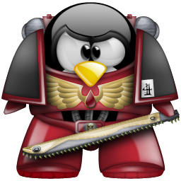 Tux Warhammer