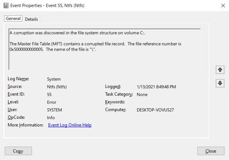 Как испортить жесткий диск в Windows 10 одной командой