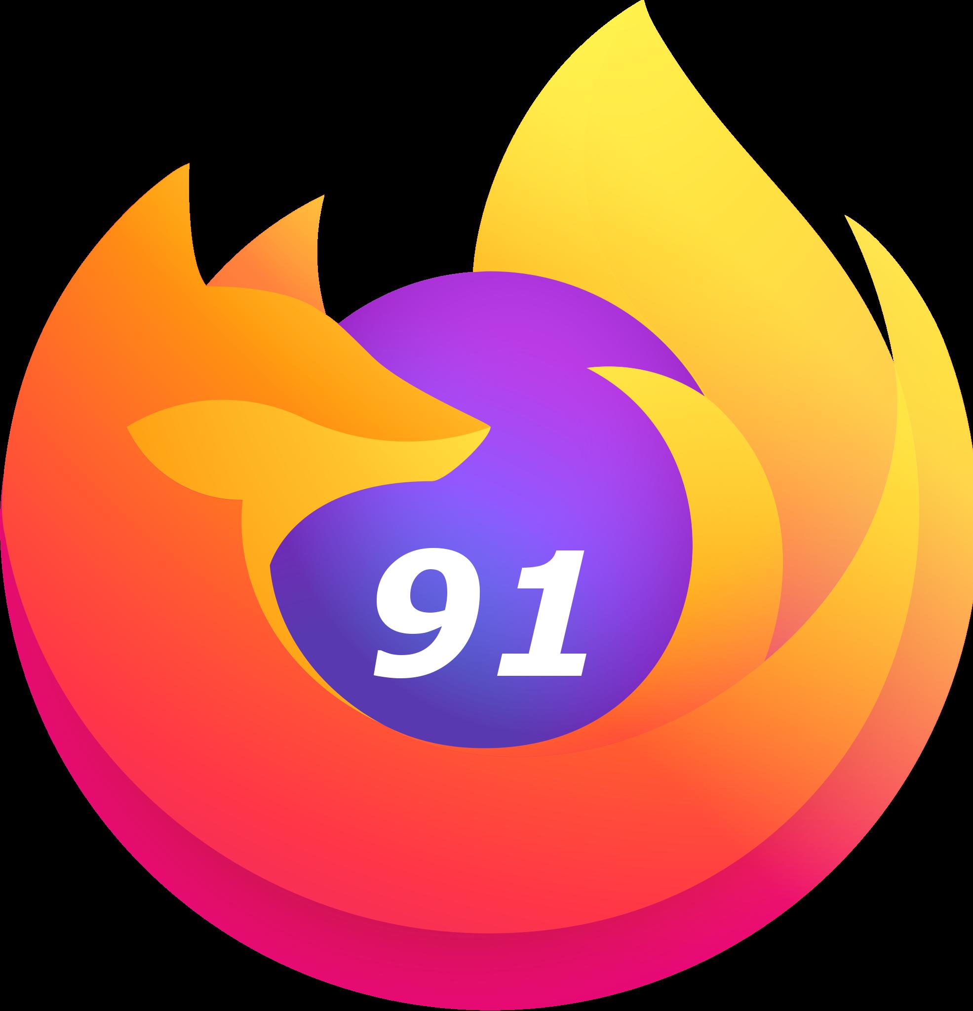 Mozilla Firefox 91