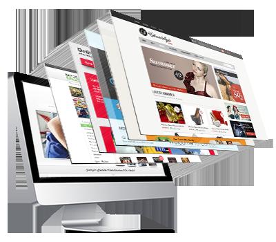 web pages imac
