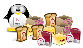Tux and Debian