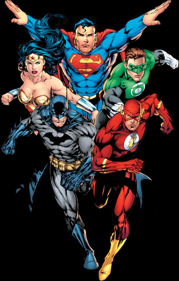 DC League Justice